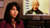 Student from South Africa remembers Nelson Mandela