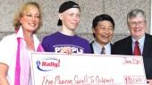 Grant to support neuroblastoma research