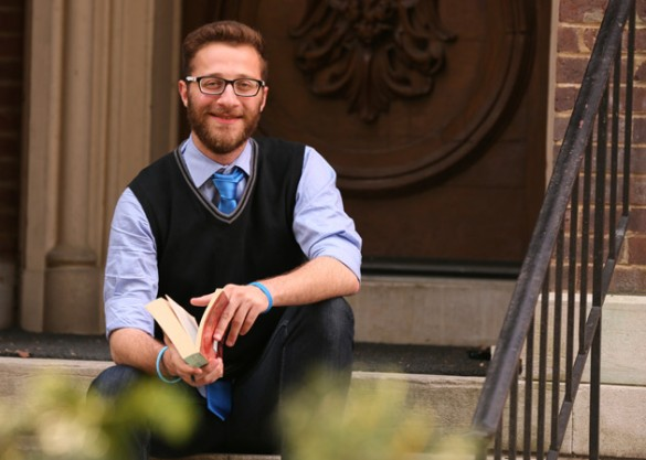 Class of 2016: Rani Banjarian discovers America—and his voice as a writer