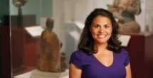 Rebecca VanDiver, assistant professor of history of art