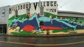 Hillsboro Village dragon mural gets new coat of paint