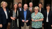 Awards honor dedicated efforts of research staff