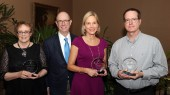 Awards recognize crucial efforts of research staff