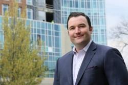 Robert Grajewski is the inaugural director of the Wond'ry, the university's new innovation center.