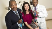Heart patient uses ICD experience to promote benefits of exercise