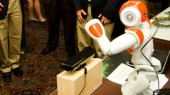 Russell the Robot goes to Washington