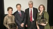 Photo: Quality care award