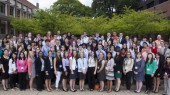 Photo: Summer research conference