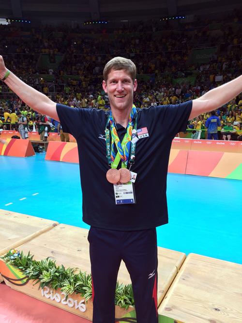SA Olympic volleyball doc