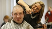 Photo: Shave-a-thon