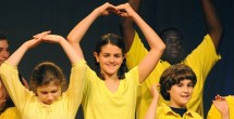 Children with autism take center stage at SENSE Theatre