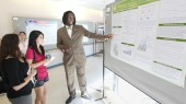 Undergrads shine at Summer Science Academy