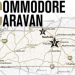 Commodore Caravan Crisscrossing State in June