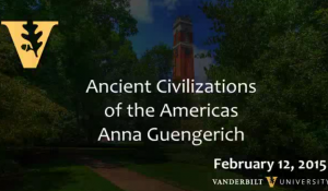 Ancient Civilizations of the Americas by Anna Guengerich 2.12.2015