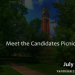 Vanderbilt's Meet the Candidates Picnic