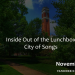 InsideOut of the Lunch Box series – City of Songs