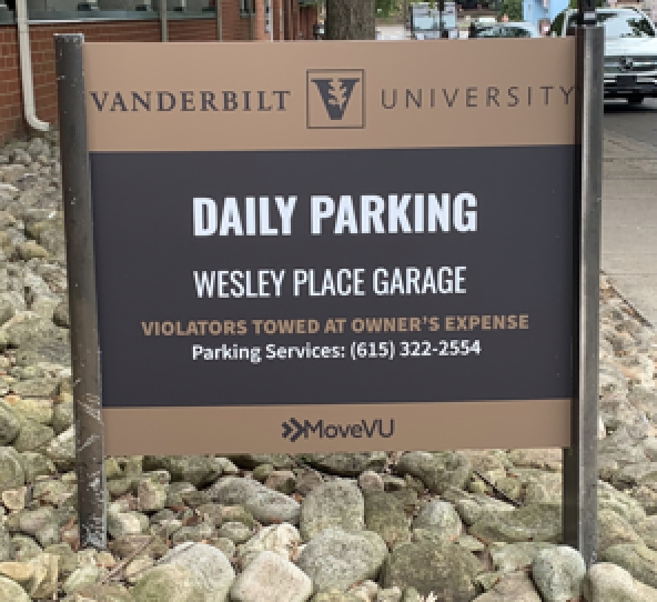 Wesley Place Daily Parking