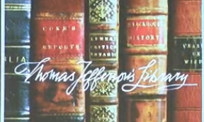 """Forged in Fire: The Jefferson Collection and the Origins of the Library of Congress"""