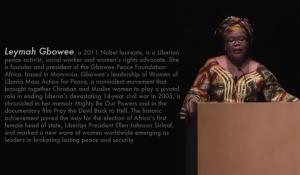 Impact Symposium: Leymah Gbowee