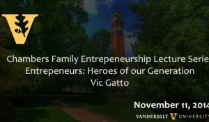 Entrepreneurs are Today's Heroes