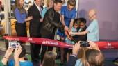 Monroe Carell Jr. Children's Hospital at Vanderbilt and Ryan Seacrest Foundation Open Seacrest Studios, a New Multimedia Broadcast Studio