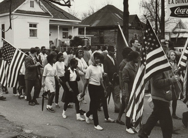 in the civil rights march from selma to montgomery alabama