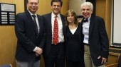 Timothy Shriver, CEO of Special Olympics, visits Kennedy Center