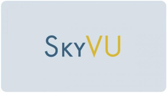 SkyVU logo