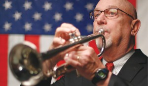 Star-Spangled Brass: Steven Smartt embarks on a full-blown musical journey