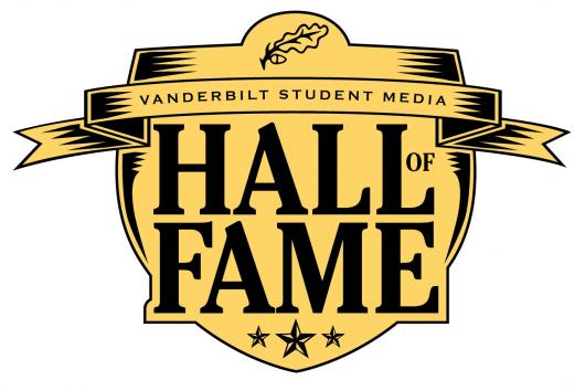 Student Media Hall of Fame logo