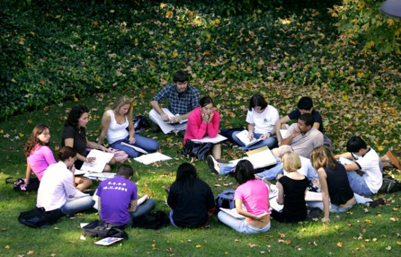 Collaborative Teaching Vanderbilt University ~ Peabody professor says collaborative learning may be key