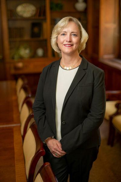Susan R. Wente, interim chancellor and provost (Vanderbilt University)