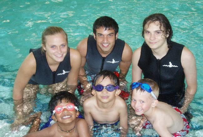 Register For Spring Group And Private Swim Lessons At The Rec Vanderbilt News Vanderbilt