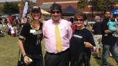 Employees cheer on Commodores, celebrate with family and co-workers at annual tailgate