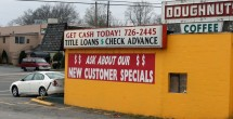 The trouble with car title loans is NOT people losing their cars