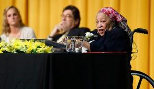 Toni Morrison Senior Day address