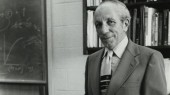 Oscar Touster, professor of molecular biology and biochemistry, emeritus, dies
