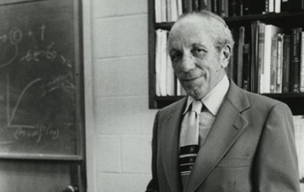 Oscar Touster, professor of molecular biology and biochemistry, emeritus.