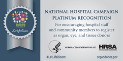 Transplant Platinum logo