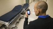 iPods for patient transporters helping boost response times