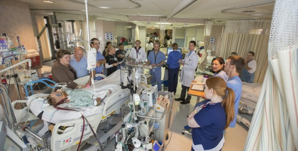 Vanderbilt Emergency Room