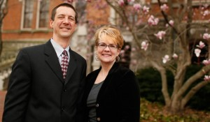 Faculty-Staff Campaign co-chairs show gratitude by giving back
