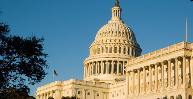 The United States Capitol (iStockphoto)