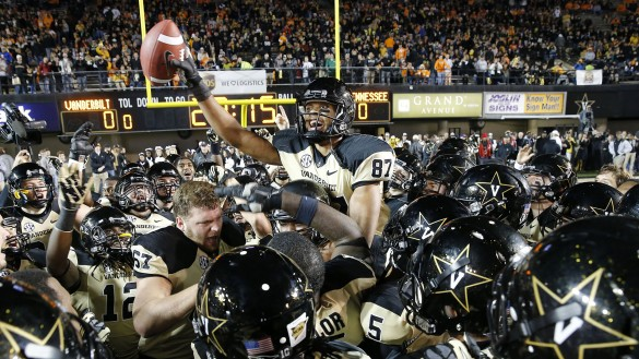VUCast Extra: Relive the Vanderbilt win over U.T.