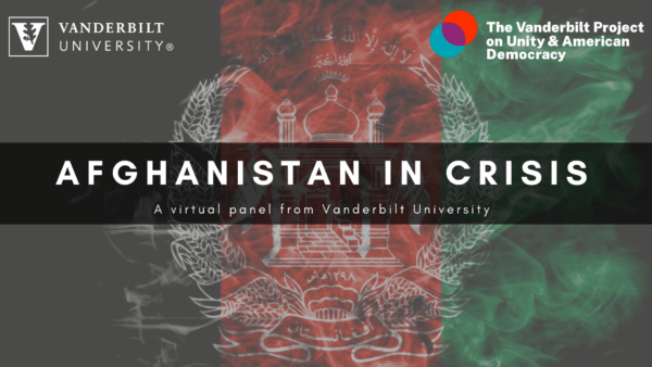 Afghanistan in Crisis cover graphic
