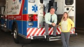 Neonatal Transport Team debuts a new Angel