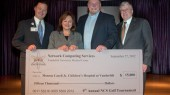 NCS golf tournament raises $15,000 for Children's Hospital