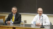 Symposium highlights VU's clinical, translational research