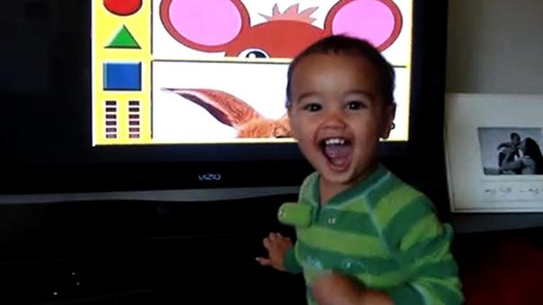 Video: VUCast: Can baby videos teach?