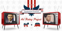 Vanderbilt and YouGov team up to survey reactions to campaign ads
